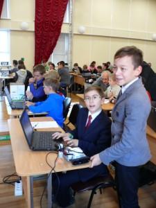 Мастер-класс для школьников 2