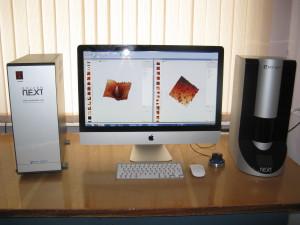 Сканирующий зондовый микроскоп SOLVER NEXT позволяет проводить исследование структуры поверхности различных материалов с высоким разрешением