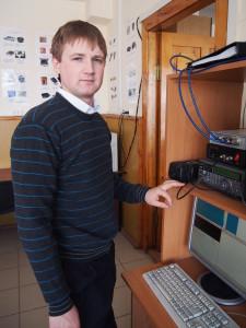 Победитель Национального конкурса по информационной безопасности «Инфофорум» в номинации «Студент года» А.А. Пирогов