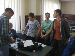 Летняя физико-математическая школа
