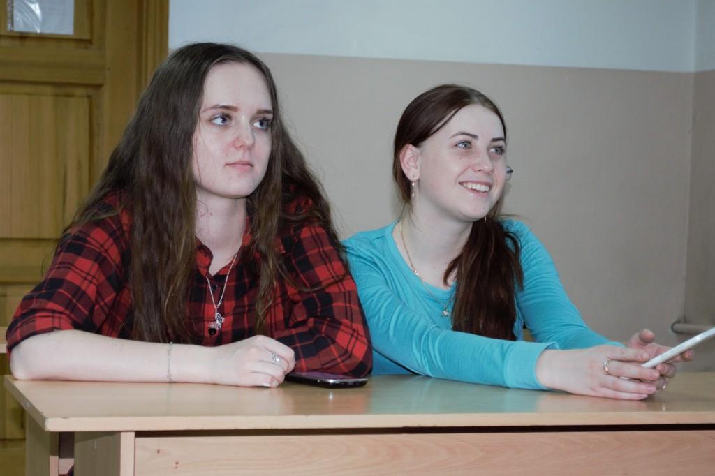Фотография студентов