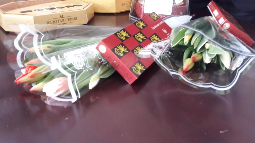 Фотография цветов ВТиЭ